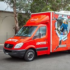 The mobile facility 'Centre of Excellence'