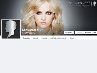 Schwarzkopf Facebook