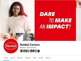 Facebook Henkel Careers