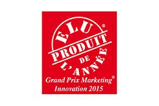 Logo Product of the Year awards in France