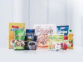 Verpackungs- und Konsumgüterklebstoffe für End-of-Line Packaging und Labeling
