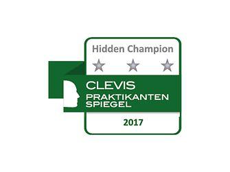 Logo - Clevis Praktikantenspiegel