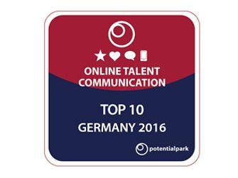 Logo - Potentialpark Online Talent Communication