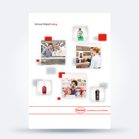 Cover Annual Report 2014