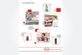 Cover Annual Report 2014
