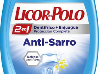 Licor del Polo Anti-Sarro