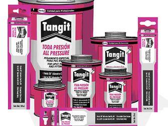 Los adhesivos de PVC Tangit