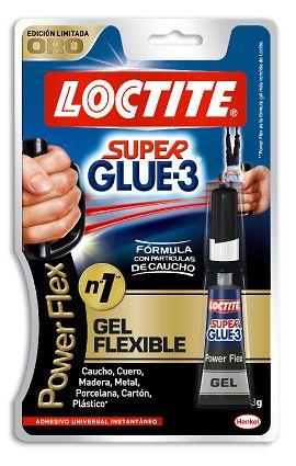 """Henkel presenta su fórmula Loctite Super Glue-3 Edición Limitada """"Oro"""""""