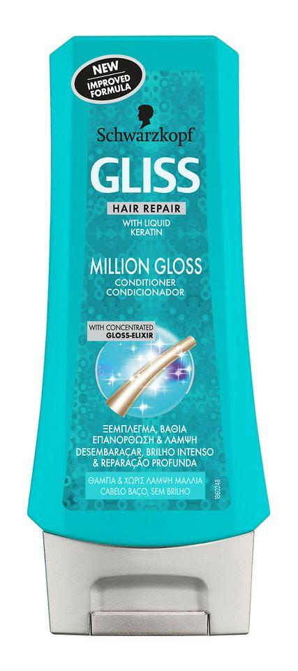Condicionador Gliss Million Gloss