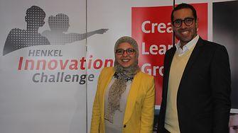 Winners from Egypt