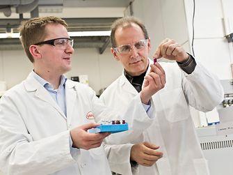 Henkel scientists