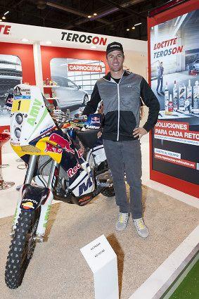 2015-03-17-Éxito de la participación de Henkel en Motortec Automechanika Madrid, con la presentación de la nueva web de Reparación y Mantenimiento de Vehículos y la colaboración del piloto de rallies Marc Coma-1