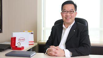 Allan Yong, President of Henkel Indonesia