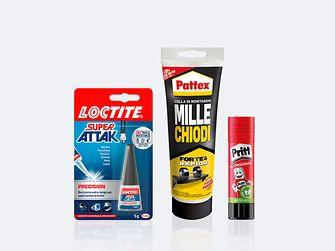 prodotti Adhesive Technologies Italia per Artigianato Edilizia professioanista