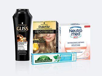 prodotti beauty care italia