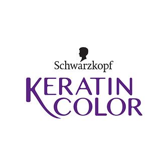Logo Keratin Color