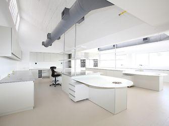 Laboratory in Henkel Argentina