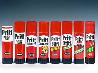 The Pritt stick since 1969