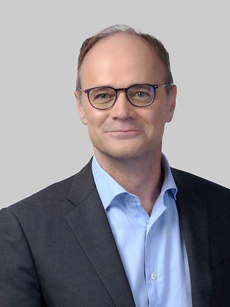 Yves Gautier  Directeur de la Communication et des relations extérieures