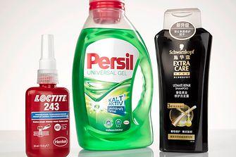 Top Brands from Henkel: Loctite, Persil, Schwarzkopf