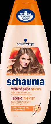 Šampón Schauma Nectar Nutrition
