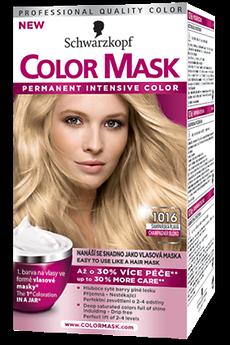 Miroslava Moravcova Color Mask Champagner Blond