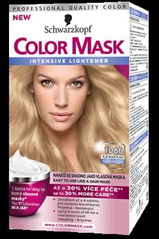 Miroslava Moravcova Color Mask Platinum Blond