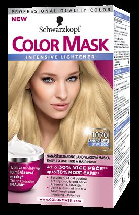 Miroslava Moravcova Color Mask Crystal Blond