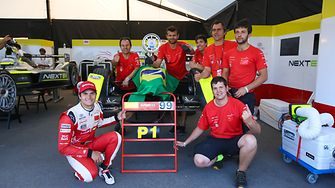 Henkel and the China Racing team: Henkel