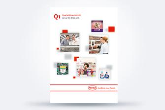 Quarterly Report Q1 2015