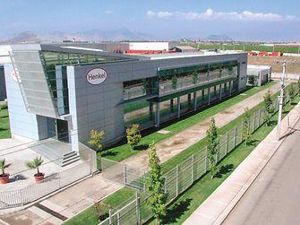 Henkel building in Santiago, Chile