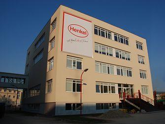Budova spoločnosti Henkel Slovensko na Záhradníckej ulici v Bratislave.