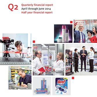 Cover Quarterly Report Q2/2014