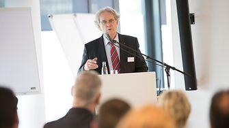 Prof. Dr. Klaus J. Bade, Migrationsforscher, Publizist und Politikberater
