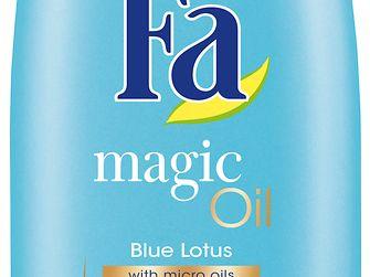 Fa Magic Oil Blue Lotus żel pod prysznic