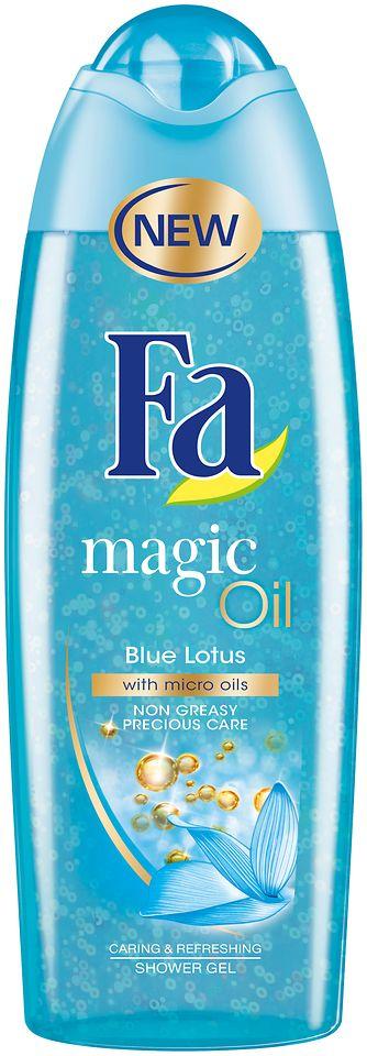 Fa Magic Oil Pink Jasmine żel pod prysznic
