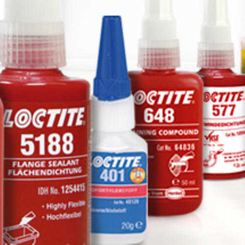 The Adhesive Technologies brand Loctite