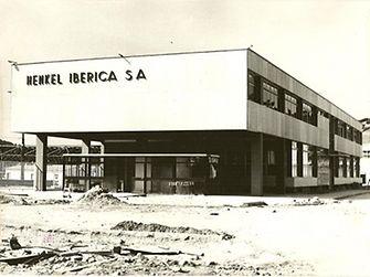 La fábrica de Henkel en 1964