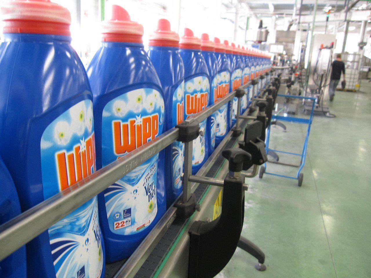 La fábrica produce más de 200.000 toneladas al año