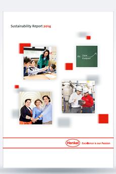 サステナビリティレポート2014 (表紙)