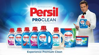 """Meet """"The Professional"""". Played by Peter Hermann, Persil ProClean's tuxedo-wearing, stain-fighting superhero"""