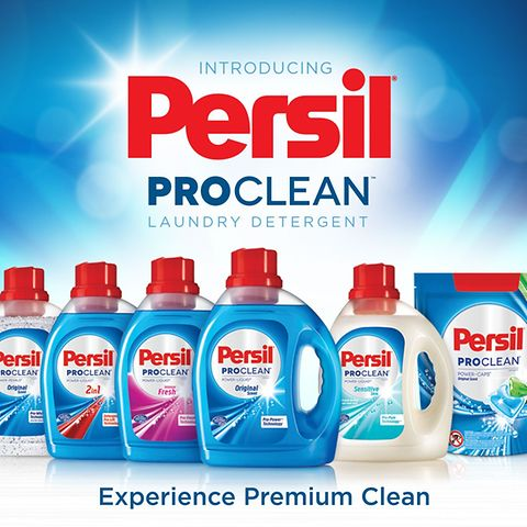 "Meet ""The Professional"". Played by Peter Hermann, Persil ProClean's tuxedo-wearing, stain-fighting superhero"
