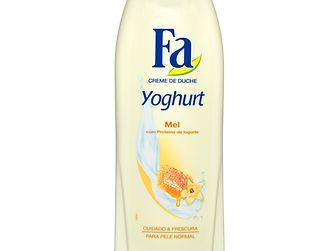Creme de Duche Fa Yoghurt Mel