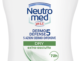 Neutromed Dermo Defense 5 Dry Roll-on
