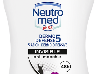 Neutromed Dermo Defense 5 Invisible Roll-on