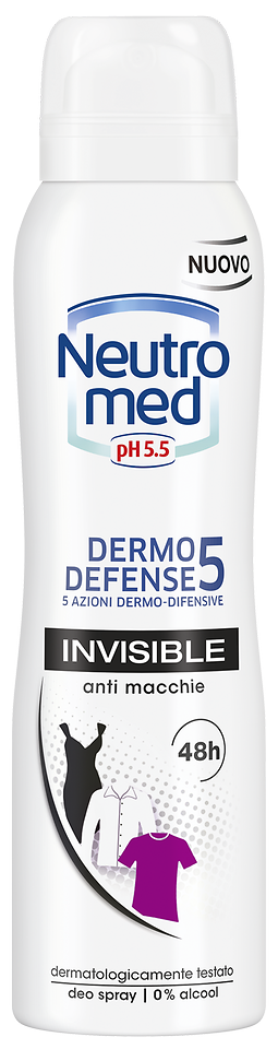 Neutromed Dermo Defense 5 Invisible Spray