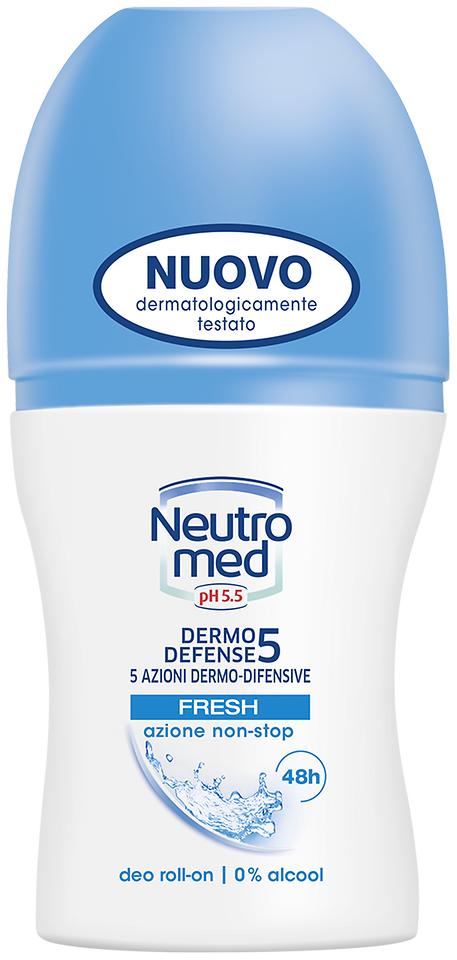 Neutromed Dermo Defense 5 Fresh Roll-on