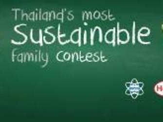 Logo Henkel Thailand's most sustainable family