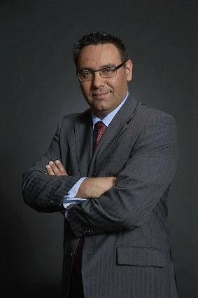 汉高亚太区及全球汽车粘合剂副总裁柯尚迪(先生)