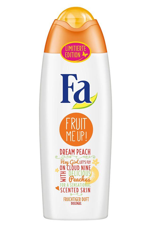 Fa Fruit me up! Dream Peach Duschgel